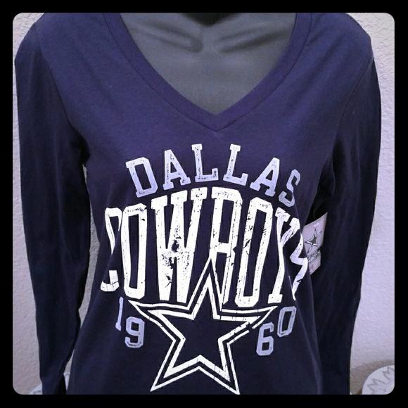 Dallas Cowboys Women s Long Sleeve shirt NEW. Boutique. NFL cab40da56